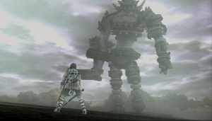 Shadow fo the colossus
