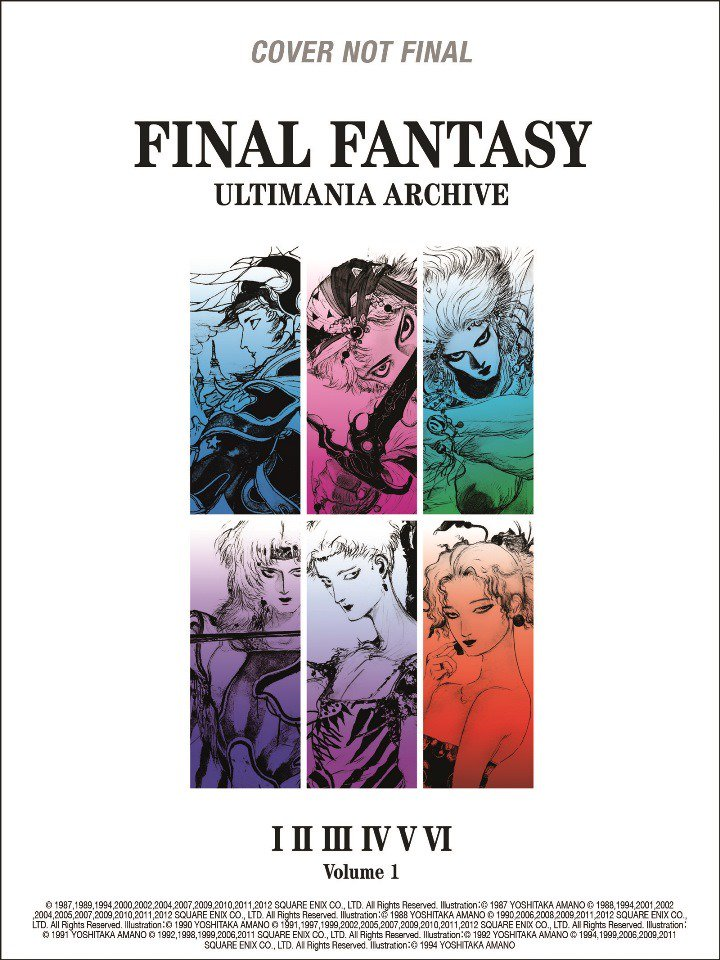 022 final fantasy artbook 1