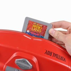 Cartuchos propios del Virtual Boy