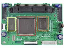 Nintendo fabricó muchos de los componentes