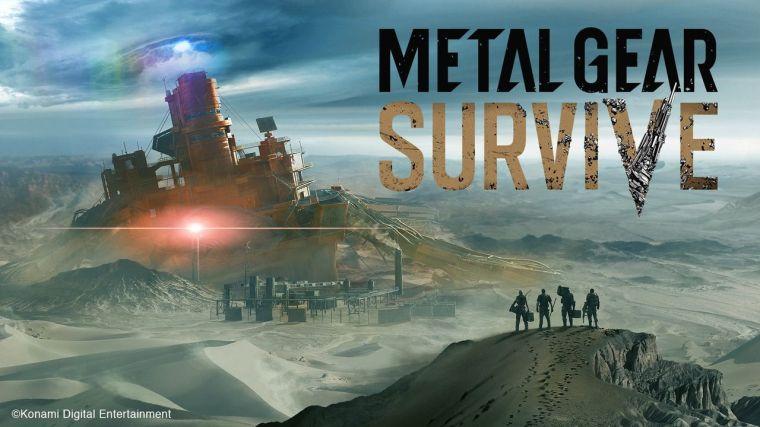 MetalGearSurvive