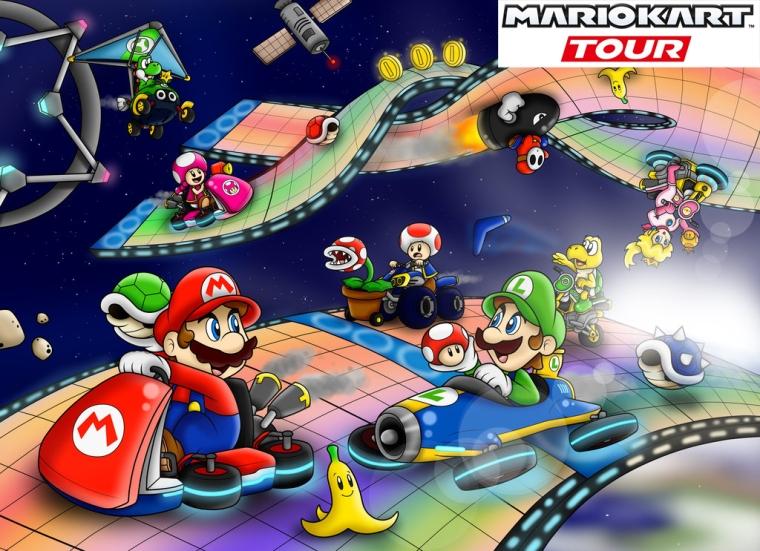 080 Mario Kart tour 3
