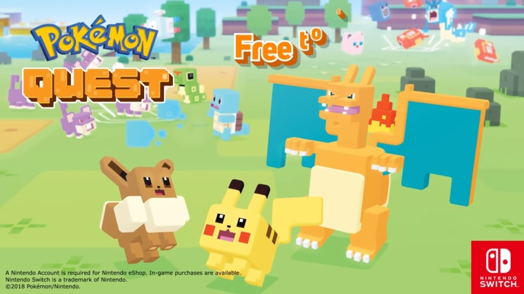 098 pokemon quest